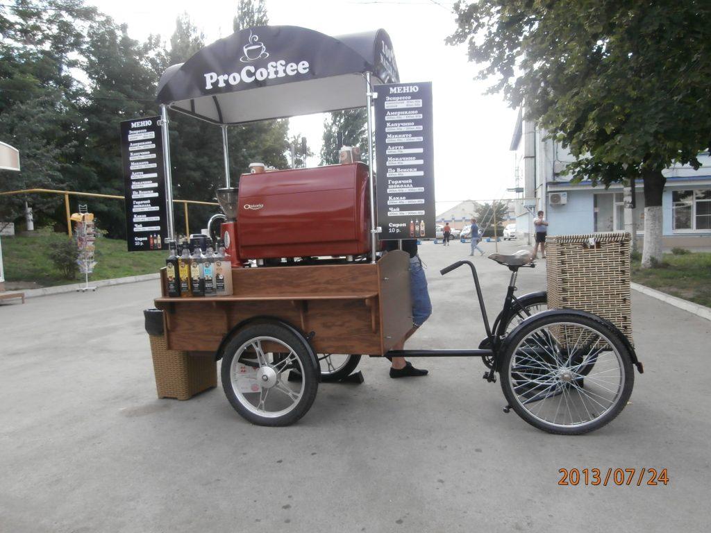 Выгодный бизнес на велорикше