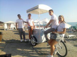велорикши для бизнеса