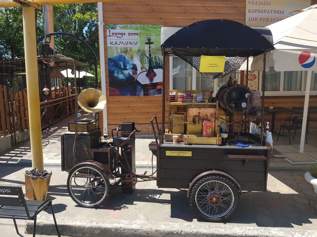 Байк бар кафе в Сочи