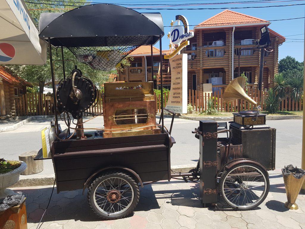 велокафе в Сочи